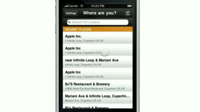 Check.in для одновременного добавления нескольких приложений отслеживания местоположения [Android, iPhone, iPad]