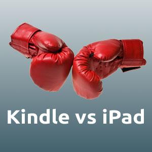 Какой лучше читатель - Kindle против iPad [Взвешивание вундеркиндов]