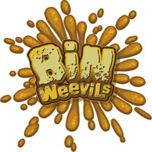 Bin Weevils - забавная бесплатная браузерная игра для детей, которым нужно заняться