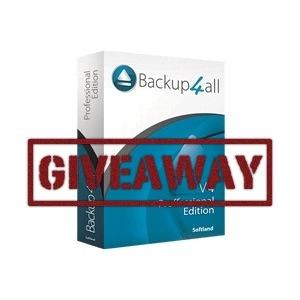 Backup4all Professional - это надежное решение для персонального резервного копирования.