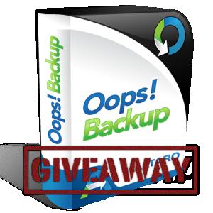 Выиграйте копию Oops! Backup - Time Machine для Windows [Дешевая распродажа]