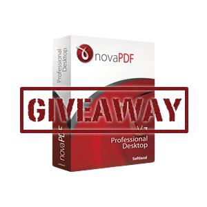 Идеальное PDF решение: novaPDF Professional [Дешевая распродажа]