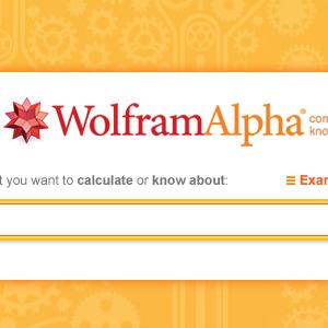 Позвольте Wolfram Alpha создать ваш пароль для вас