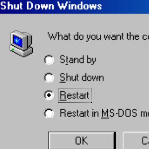 Оживите свою операционную систему Ностальгия со страницей перезапуска