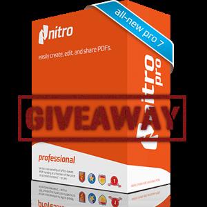 Создавайте, редактируйте и обменивайтесь PDF-файлами с Nitro Pro 7 [Дешевая распродажа]