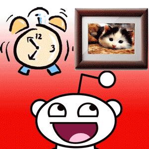 Фото-часы Reddit для iPad: величайший убийца производительности за всю историю