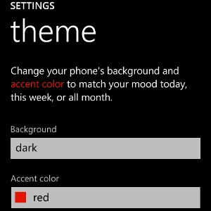 Официальные методы обновления внешнего вида вашего Windows Phone