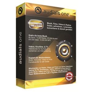 Скачать и записать музыку бесплатно с помощью Audials One 9
