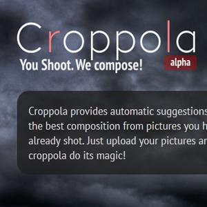 Croppola автоматически обрезает ваши изображения, чтобы создать лучшую композицию