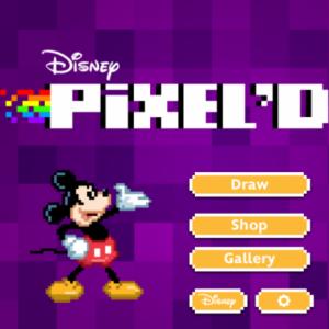 Используйте Pixel'd для создания красивого пиксельного искусства [iOS]
