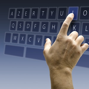 Как справиться с внешней клавиатурой во время путешествия