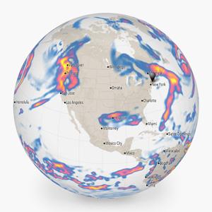 Forecast.io: элегантное приложение погоды для всего мира, демонстрирующее достоинства хорошего дизайна
