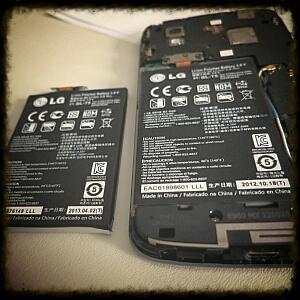 Как заменить аккумулятор Nexus 4 (это можно сделать) [Android]