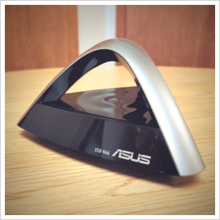 Обзор USB-адаптера Wireless-N900 USB ASUS USB-N66