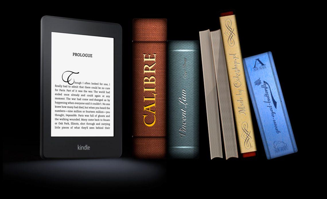 Как управлять своей коллекцией электронных книг для Amazon Kindle с калибром