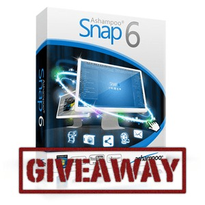 Снимки экрана и видеосъемка стали проще с Ashampoo Snap 6 [Дешевая распродажа]