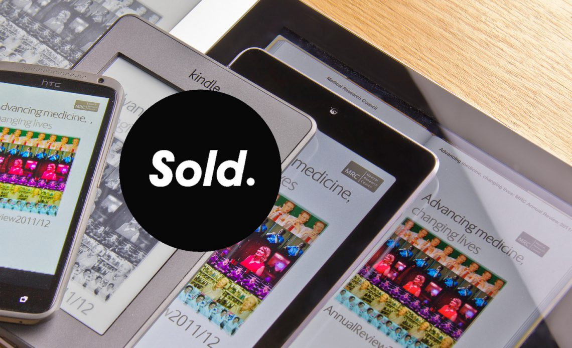 Продано запускает на Android, делает продажу ваших вещей очень легко