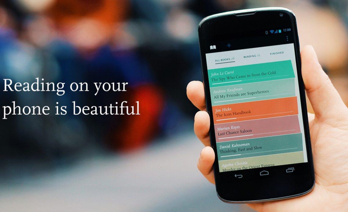Популярные приложения для iOS Readmill, Mixbit Land в магазине Android's Play