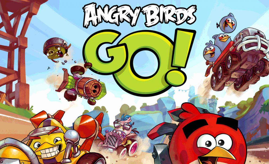 Angry Birds Go! Обзор: могут ли Птицы пережить бесплатный прыжок?