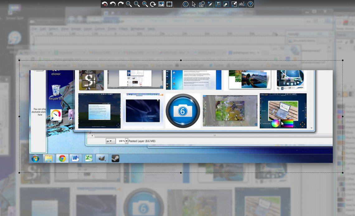 Обзор Ashampoo Snap 7: легкий скриншот и захват видео