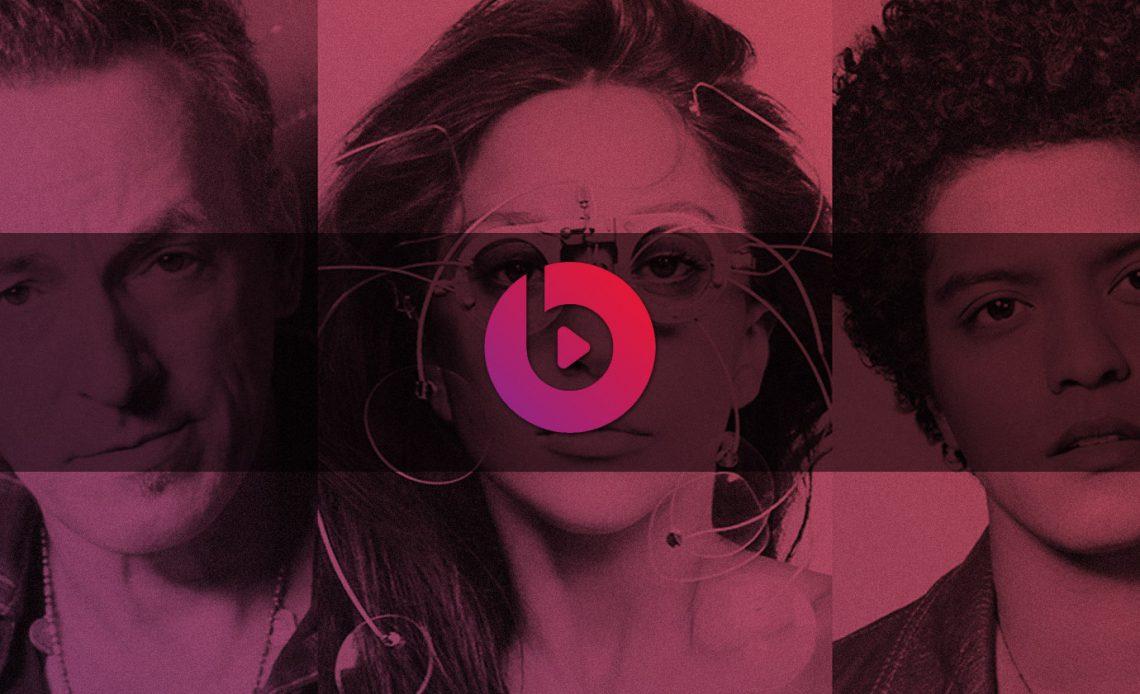 BeatsMusic выпускает потоковую музыку на основе настроения