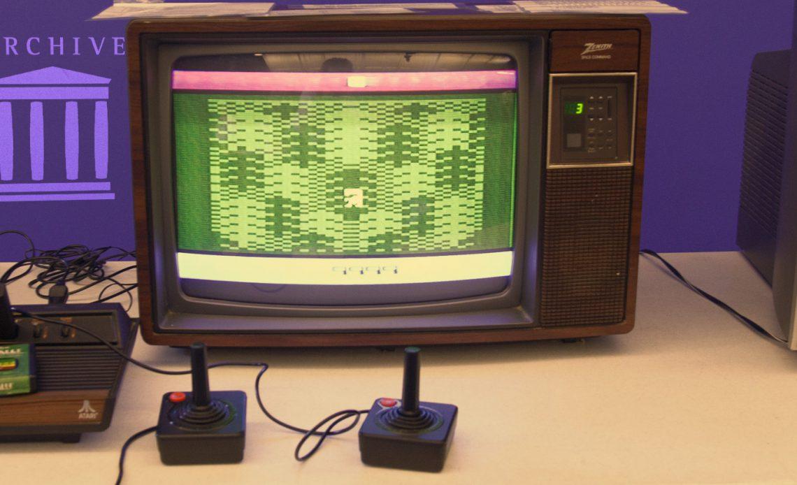 Интернет-архив позволяет играть в ретро-игры с «Консольной гостиной»