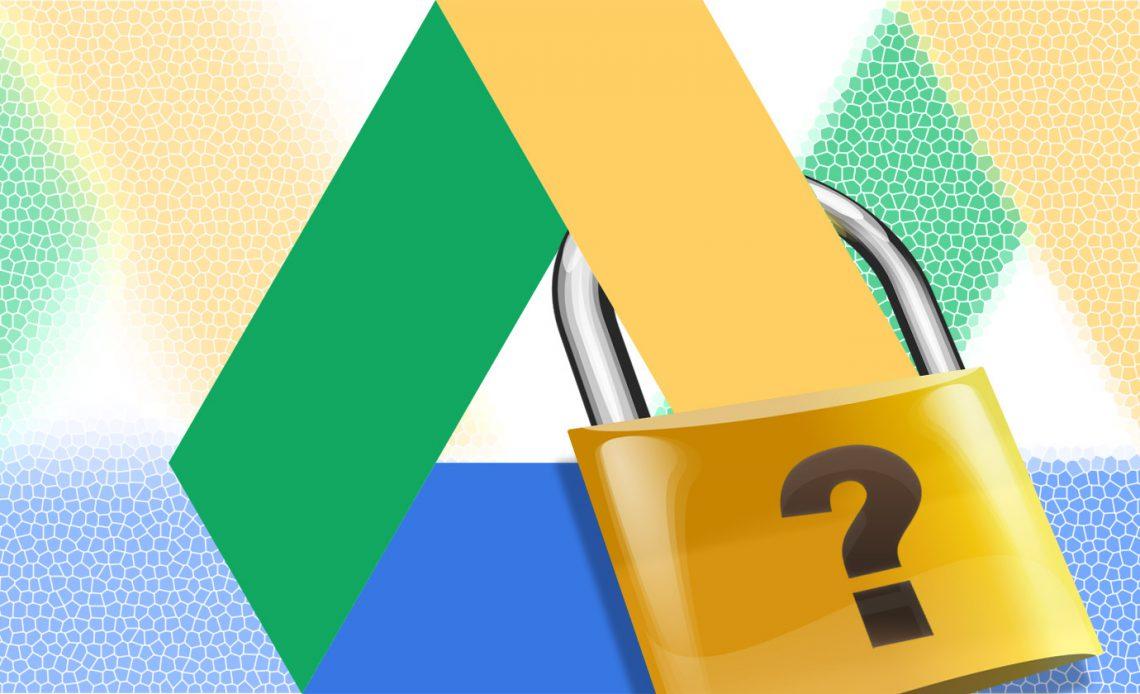 Насколько безопасны ваши документы на Google Диске?