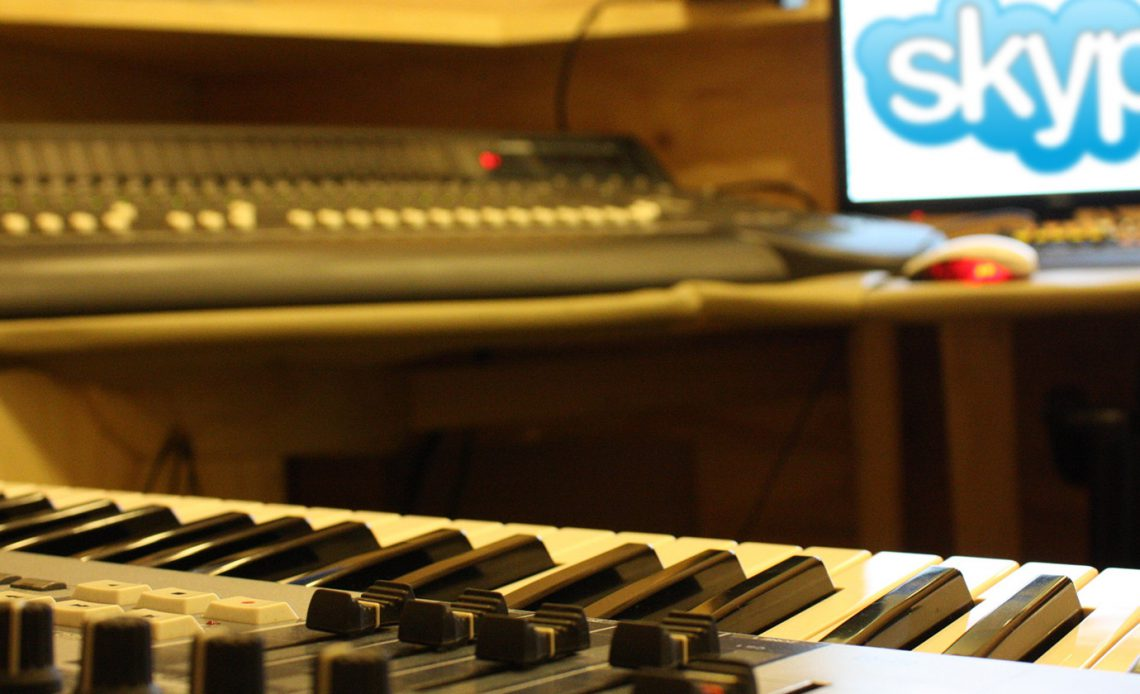 Microsoft представляет Skype TX с функциями качества Studio