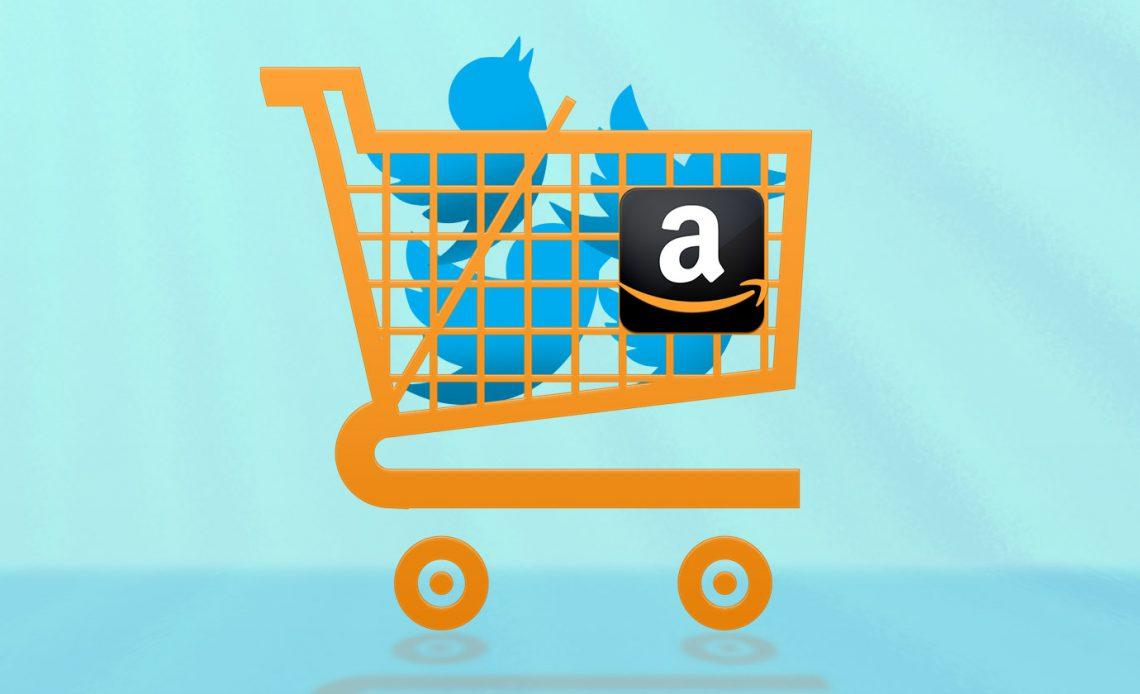Добавляйте товары из Twitter прямо в вашу корзину Amazon с хэштегом