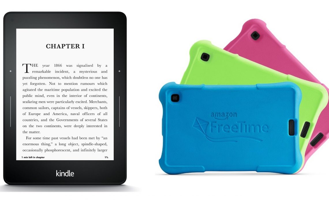 Новые планшеты и электронные книги Amazon: все, что вам нужно знать