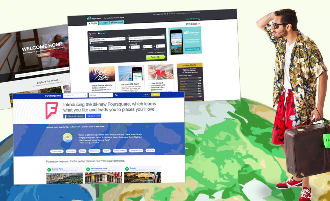 9 исправлений, которые заставят нас полюбить эти 3 лучших туристических сайта Подробнее