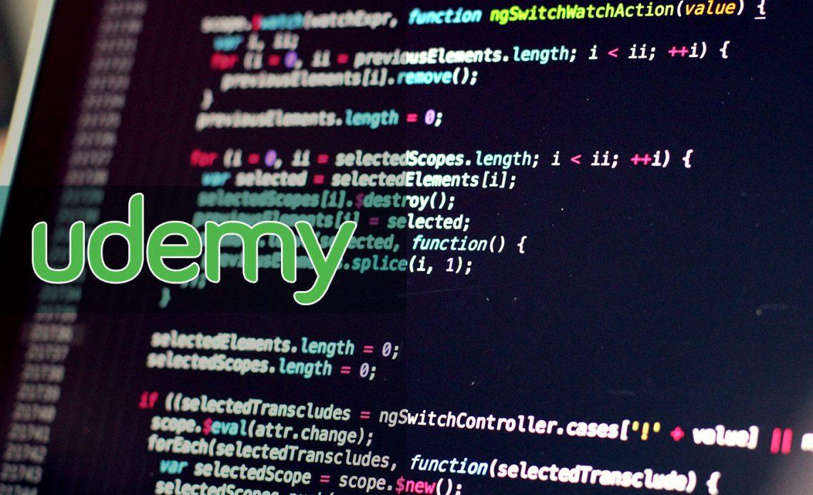 Учитесь с проектами кодирования: 9 курсов Udemy для начинающего программиста