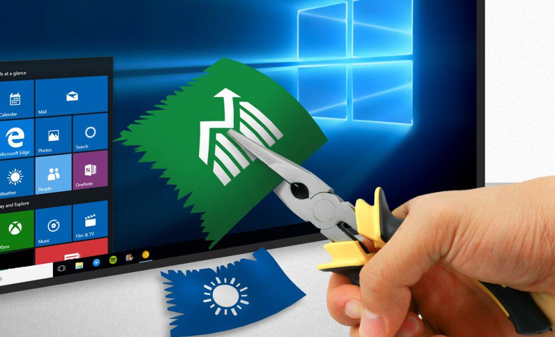 Как легко удалить вирусы из Windows 10