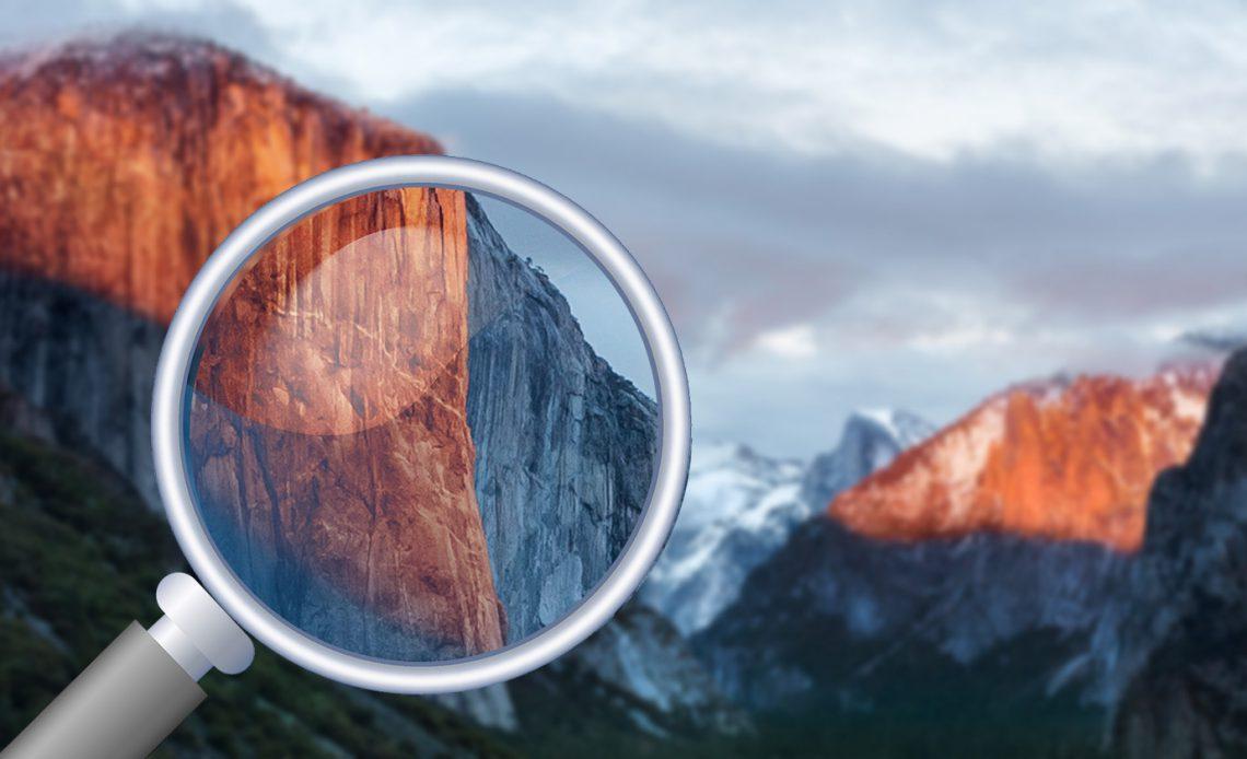 11 скрытых функций OS X El Capitan, о которых вы могли не знать