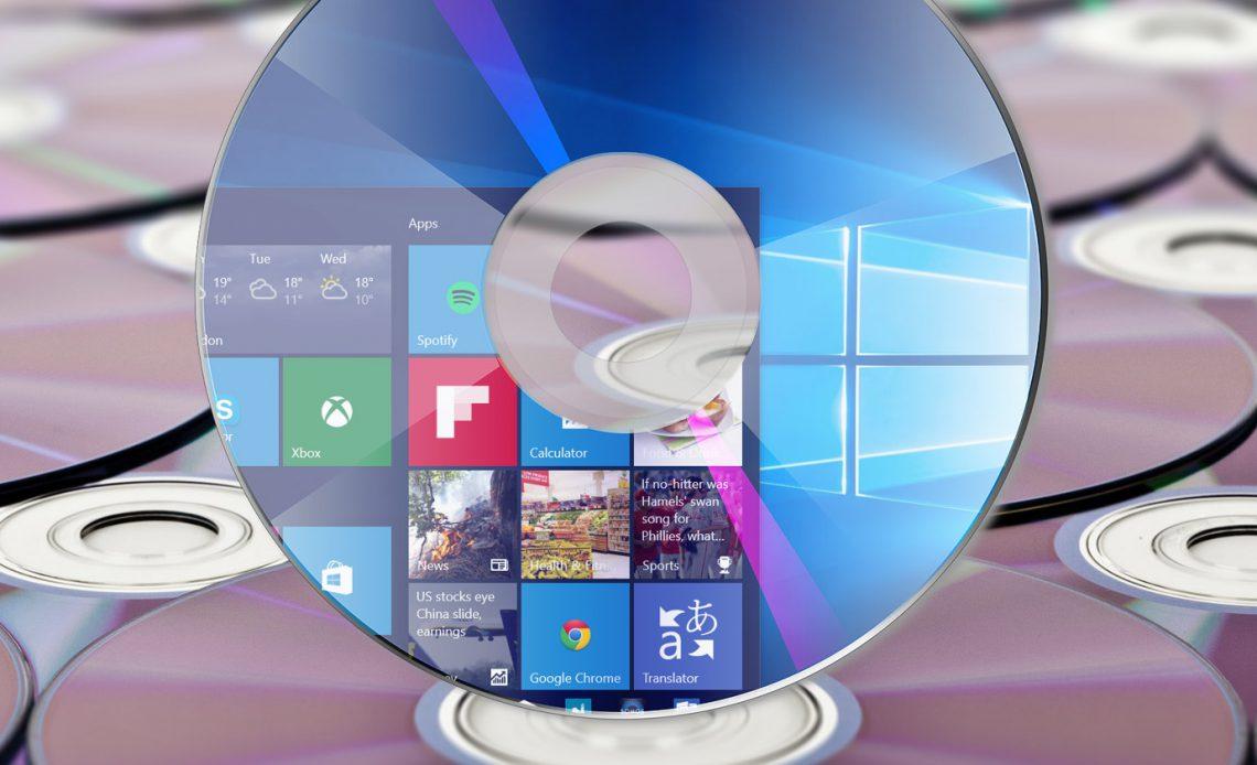 Как создать ISO образ вашей системы Windows