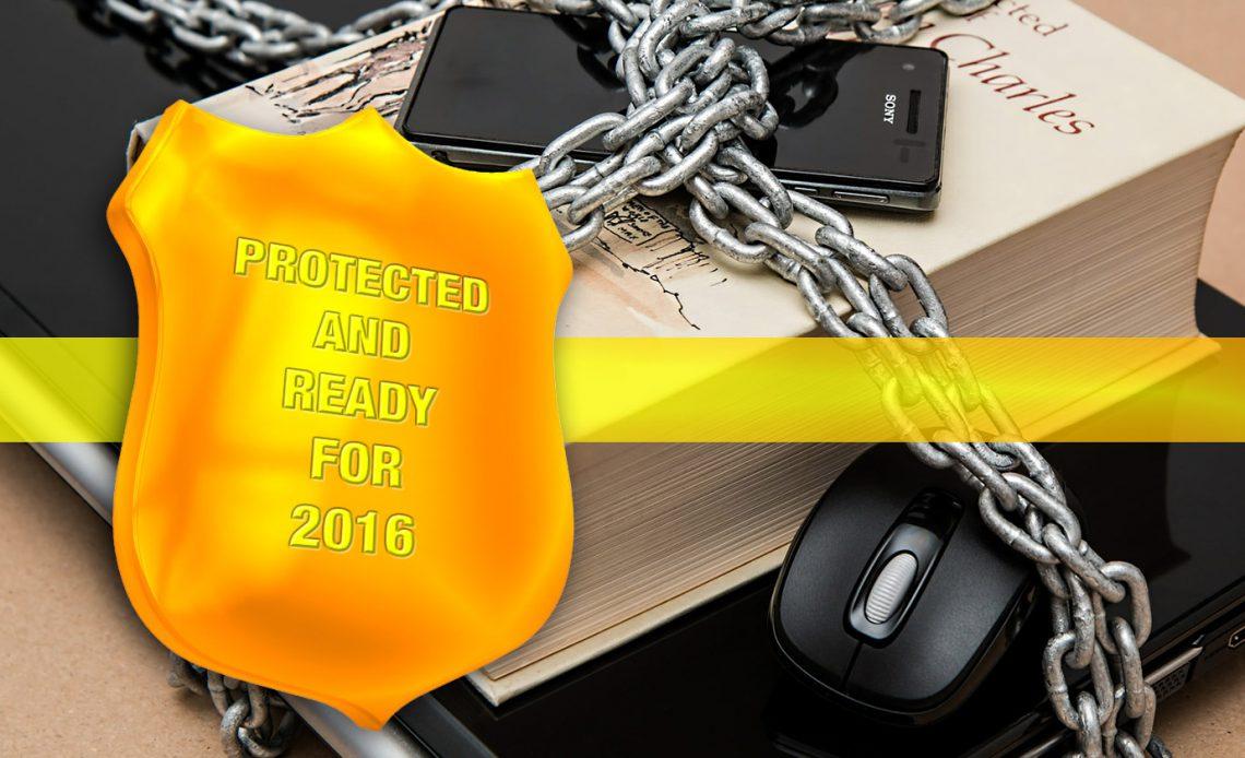 Начните год с права с аудитом личной безопасности
