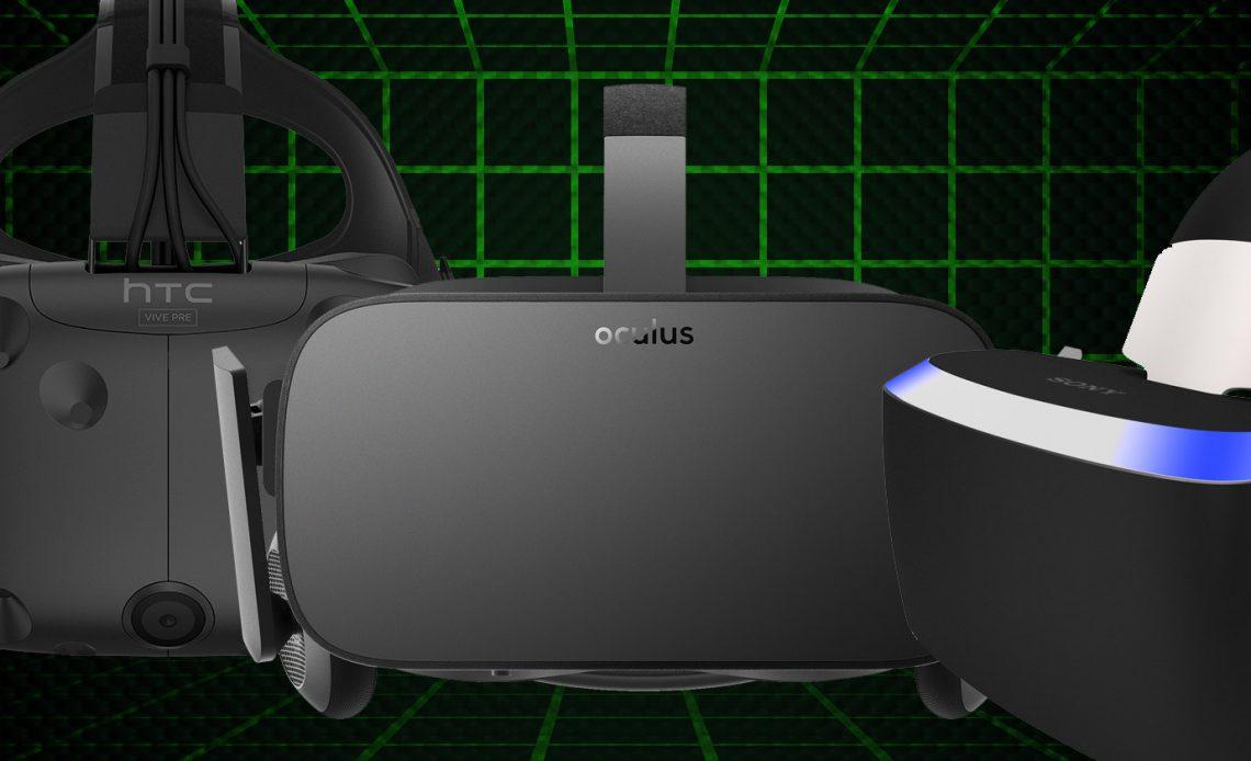 Oculus Rift против HTC Vive против Playstation VR: что стоит купить?