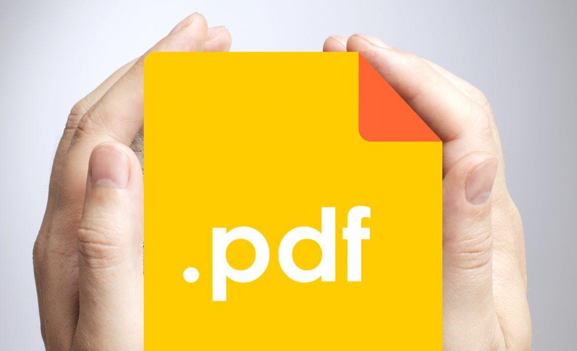 3 быстрых способа сжать PDF файлы бесплатно