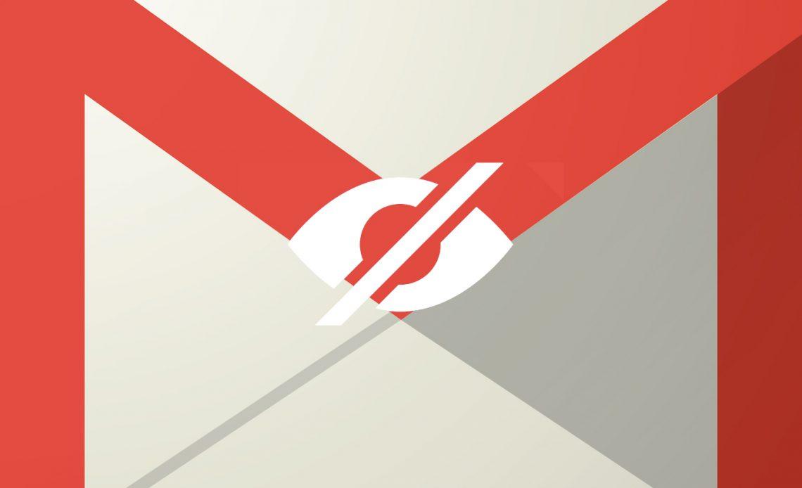 Как еще больше очистить Gmail, скрывая ненужные изображения