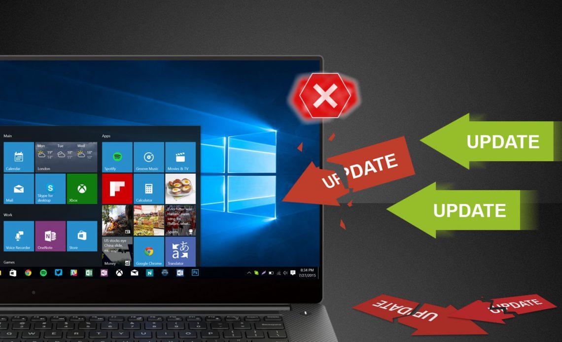 Как решить проблемы с обновлением Windows за 5 простых шагов