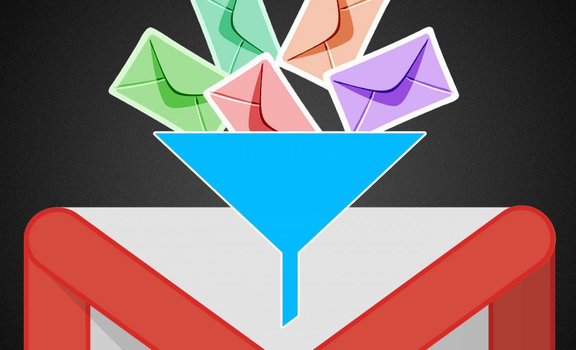 Как настроить почтовые фильтры в Gmail, Yahoo Mail и Outlook