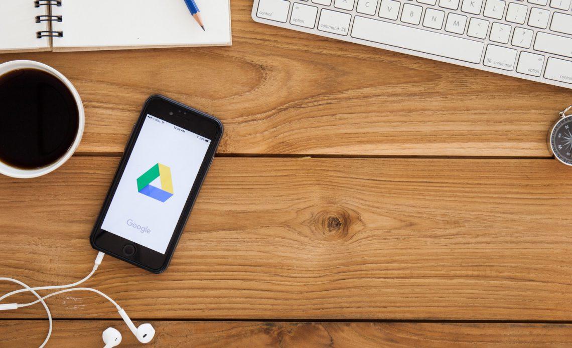 Как искать документы на Google Диске от Collaborator