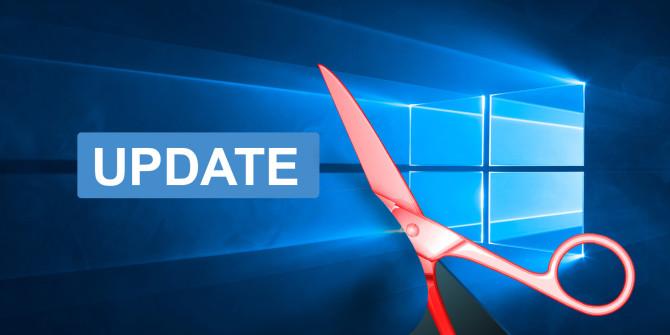 7 способов временно отключить Windows Update в Windows 10