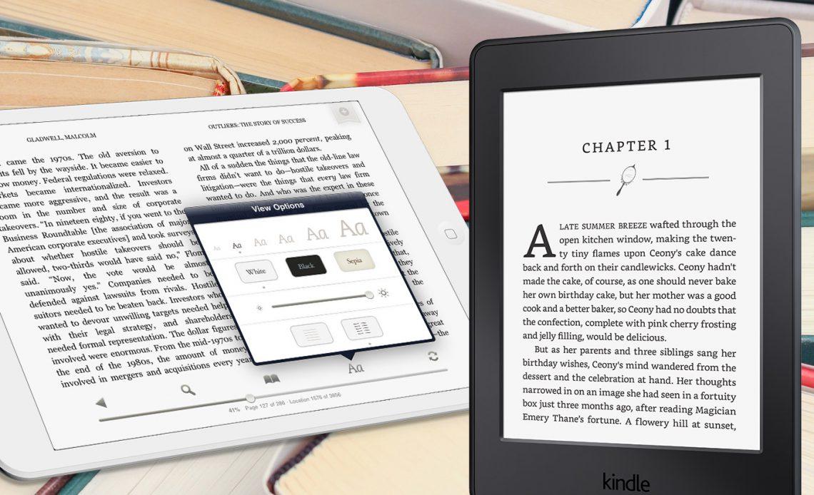 Стоит ли покупать Kindle или просто использовать бесплатное приложение?