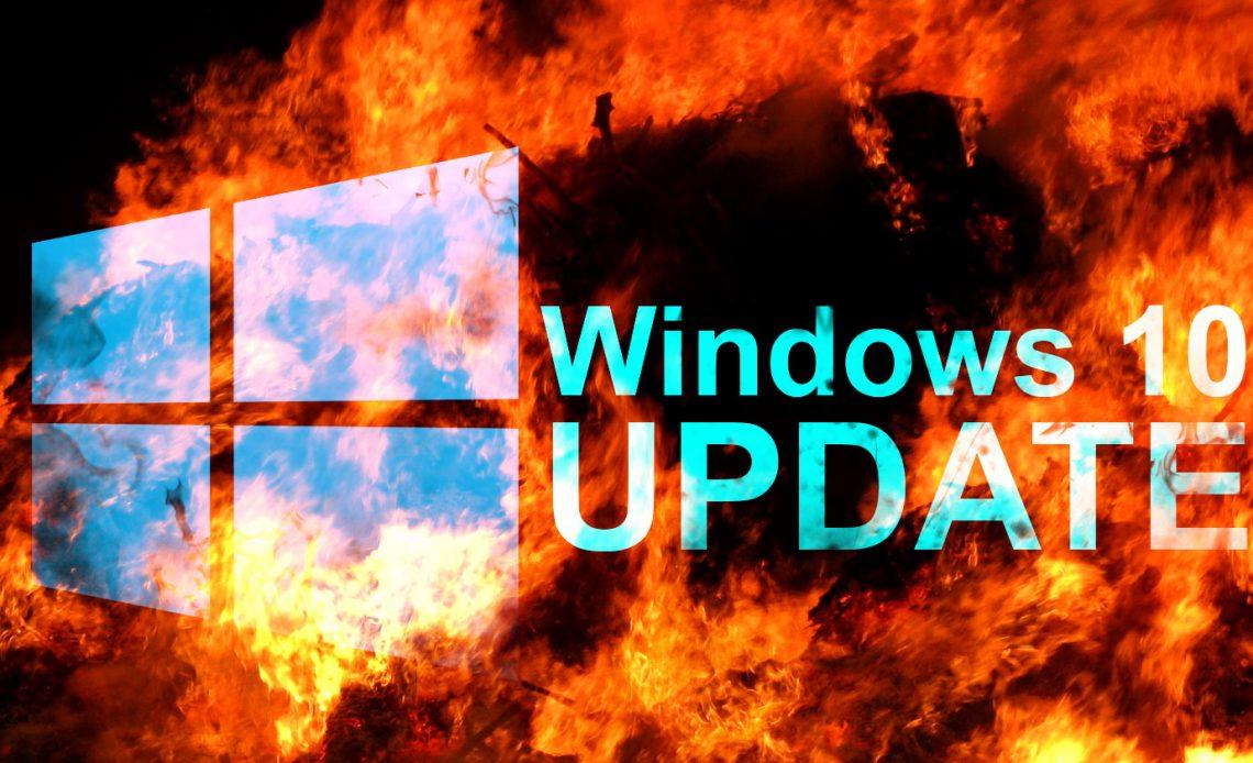 Вот почему мы ненавидим Центр обновления Windows