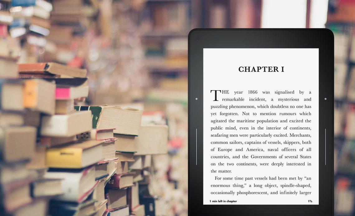 Как использовать Kindle, чтобы читать больше книг