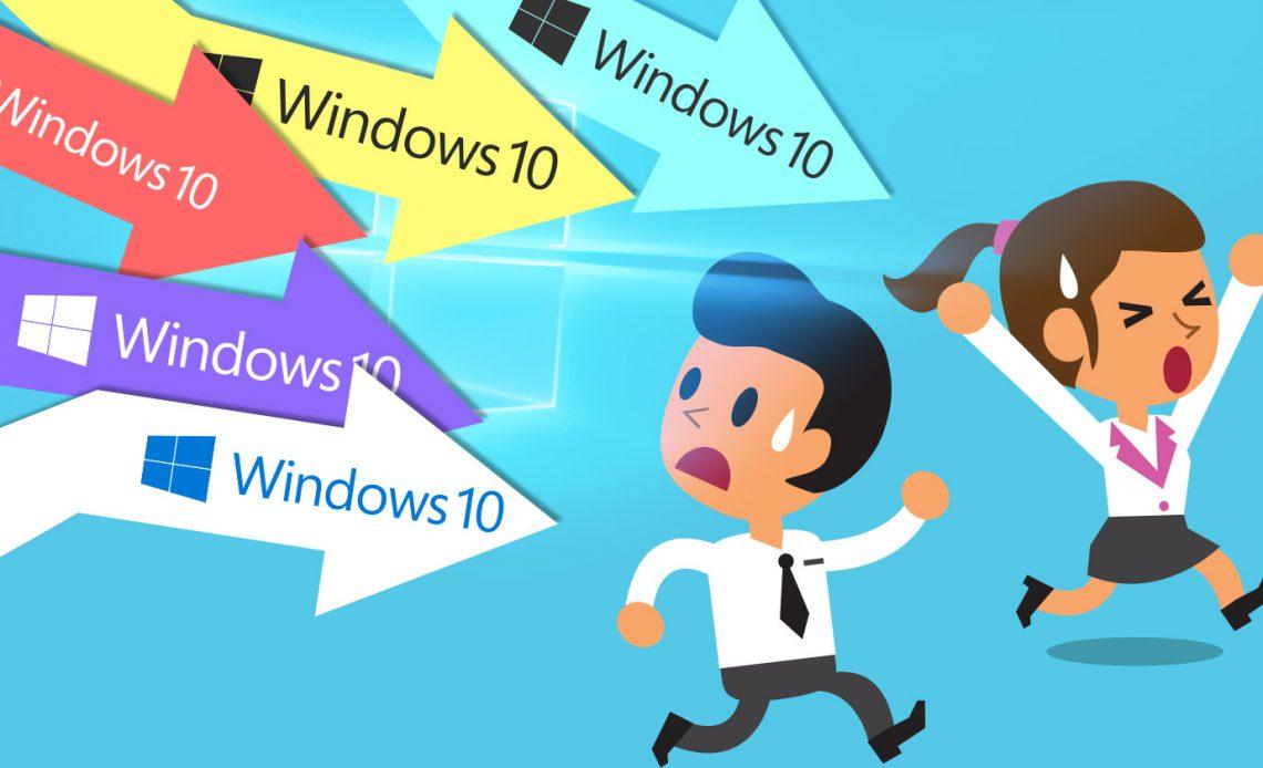 5 непреднамеренных последствий обновления до Windows 10