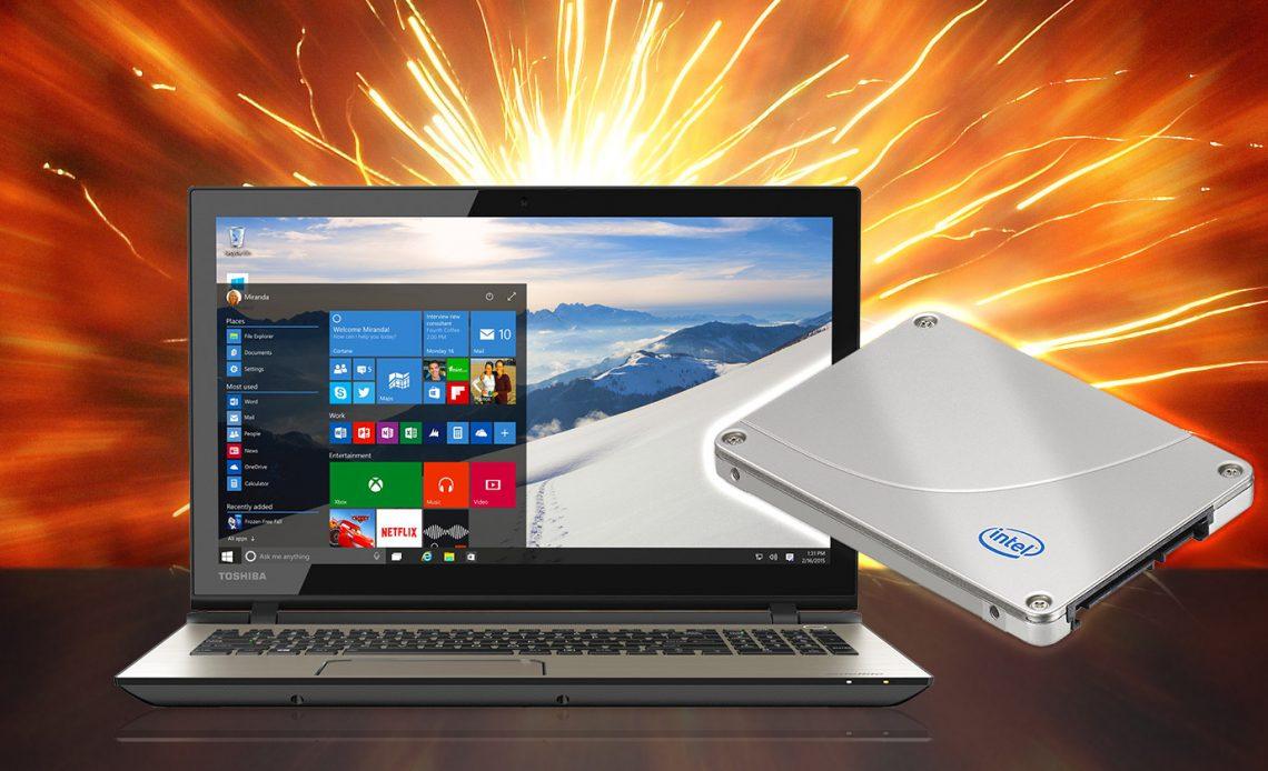 Как переместить Windows с HDD на SSD для повышения производительности