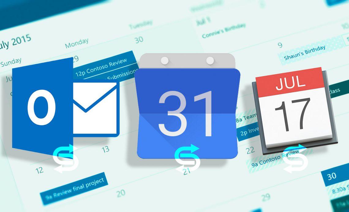 Как синхронизировать календарь Google с панелью задач Windows 10