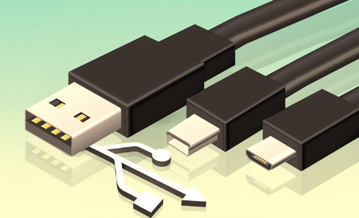 Понять типы USB-кабелей и какой использовать